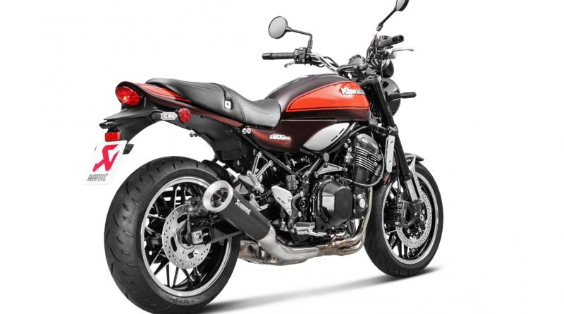 Escape Akrapovic para Kawasaki Z900RS
