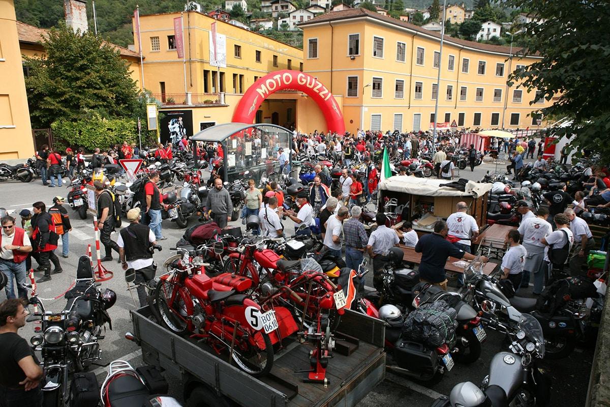 Moto Guzzi Abre sus puertas para los aficionados en septiembre