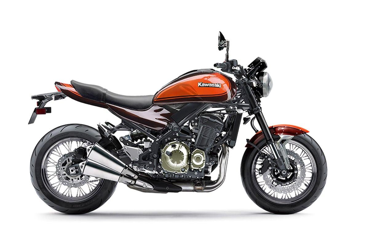 Kawasaki Z900RS 2018 ¿Se parecerá a esta?