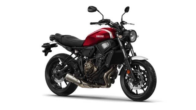 Nuevos colores para las Yamaha XSR 2018