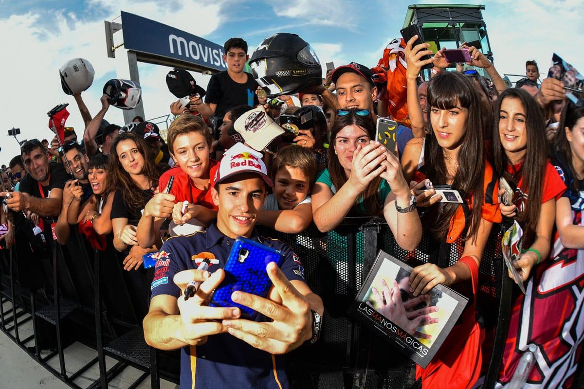 MotoGP MotorLand: pit lane walk público el 21 de septiembre