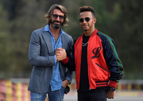 MV Agusta llega a un acuerdo con Lewis Hamilton