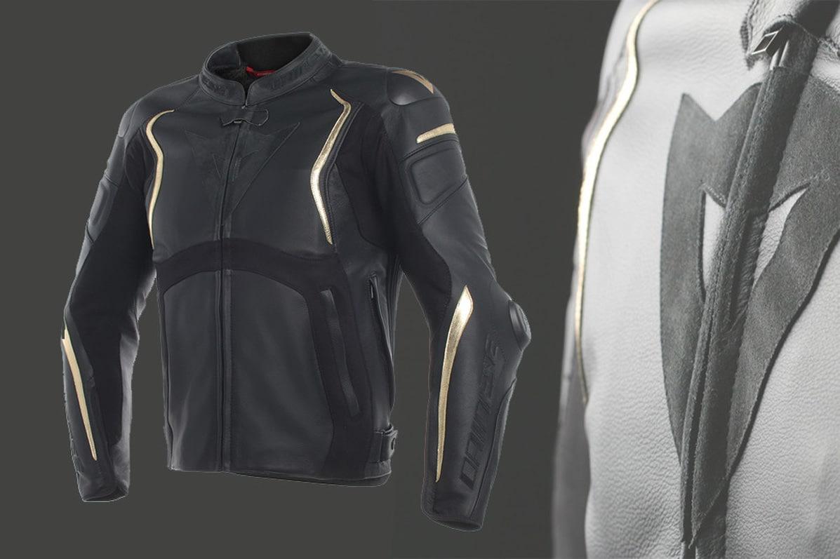 Dainese Mugello Anniversario, lujo en forma de chaqueta para estas fiestas