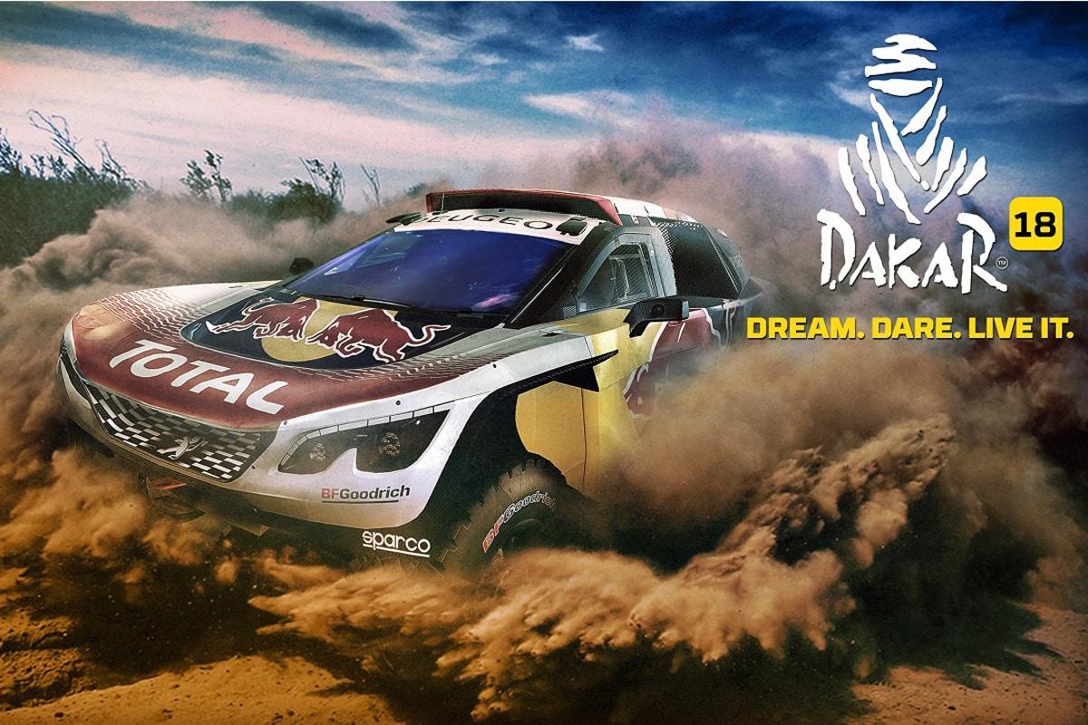 Presentado el videojuego oficial del Rally Dakar 2018
