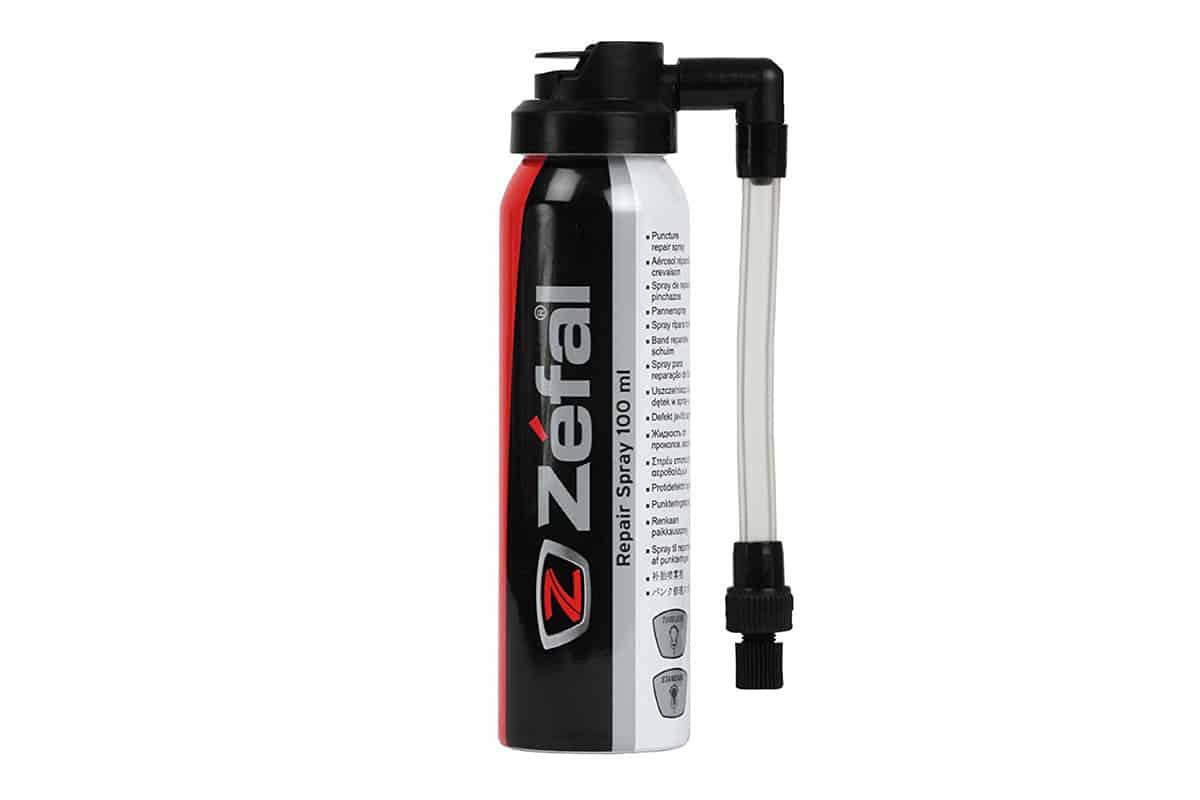 Spray antipinchazos para motos: fácil y práctico