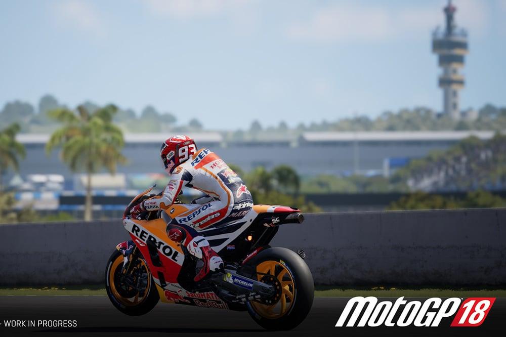 El juego MotoGP 18 llegará el 7 de junio