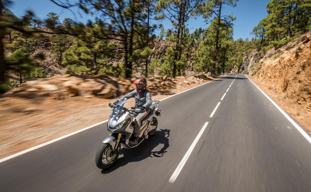 Honda X-ADV 2018 ficha técnica y fotos