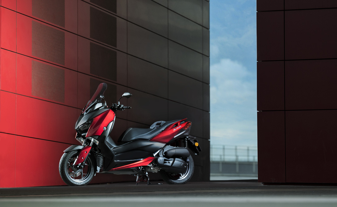 Yamaha-X-MAX-125-2018-2