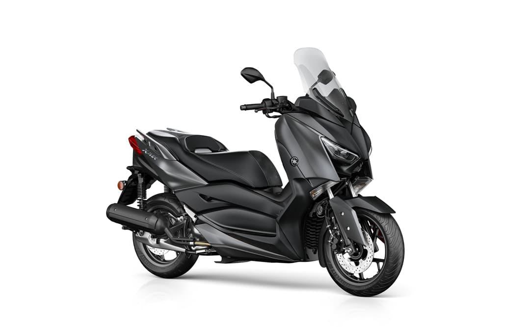 Yamaha-X-MAX-125-2018