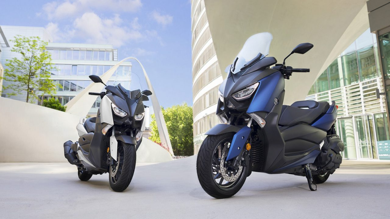 Yamaha X Max 400 2018 Ficha Técnica Y Fotos Moteo Es