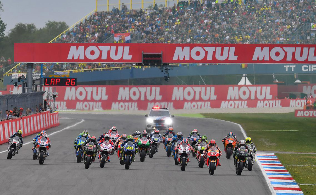 Horarios MotoGP Assen 2018: no te lo pierdas