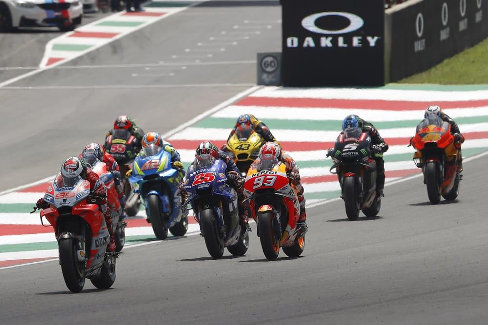 Estos son los pilotos de MotoGP 2019 por equipos