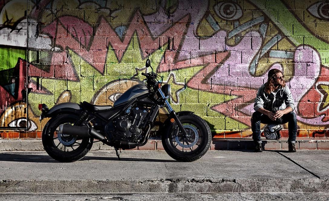 Honda CMX500 Rebel ficha técnica y fotos