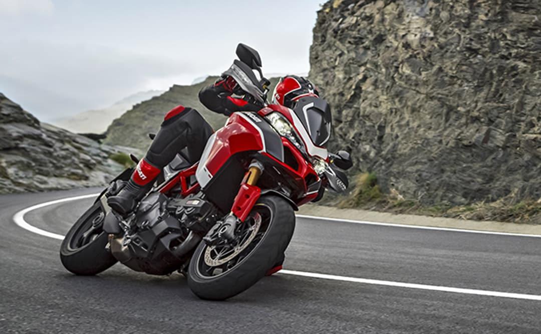 Ducati Multistrada 1260 2018 ficha técnica y fotos