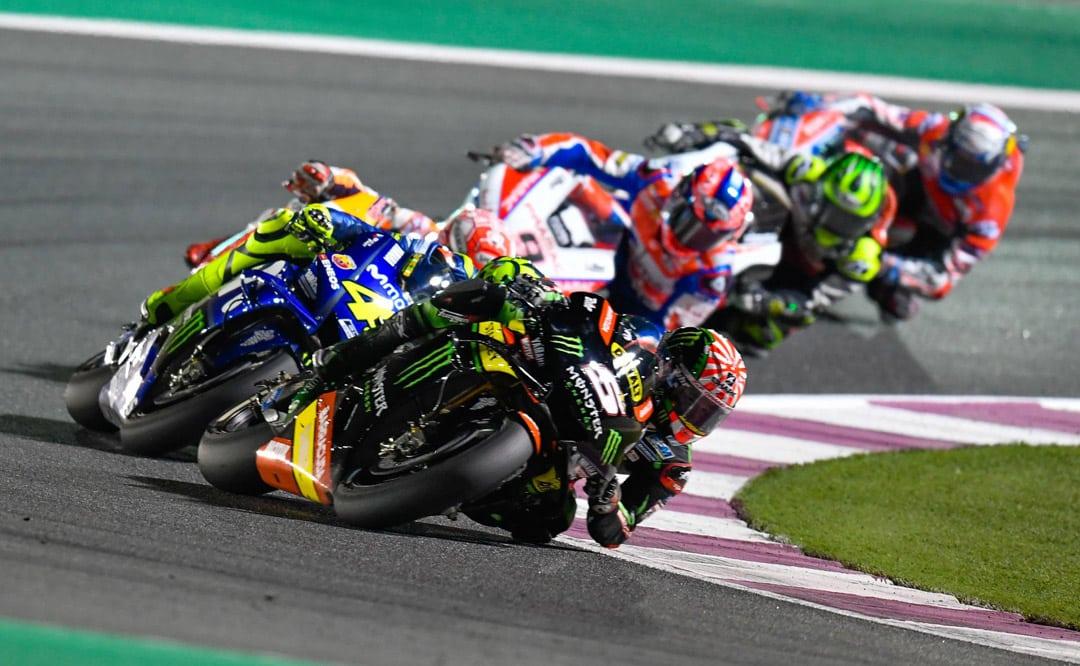 Calendario MotoGP 2019 provisional