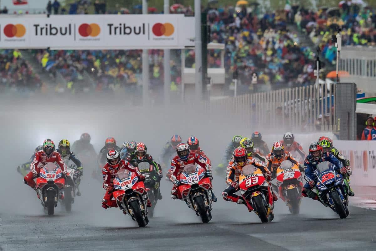 Horarios de MotoGP San Marino 2018 e información