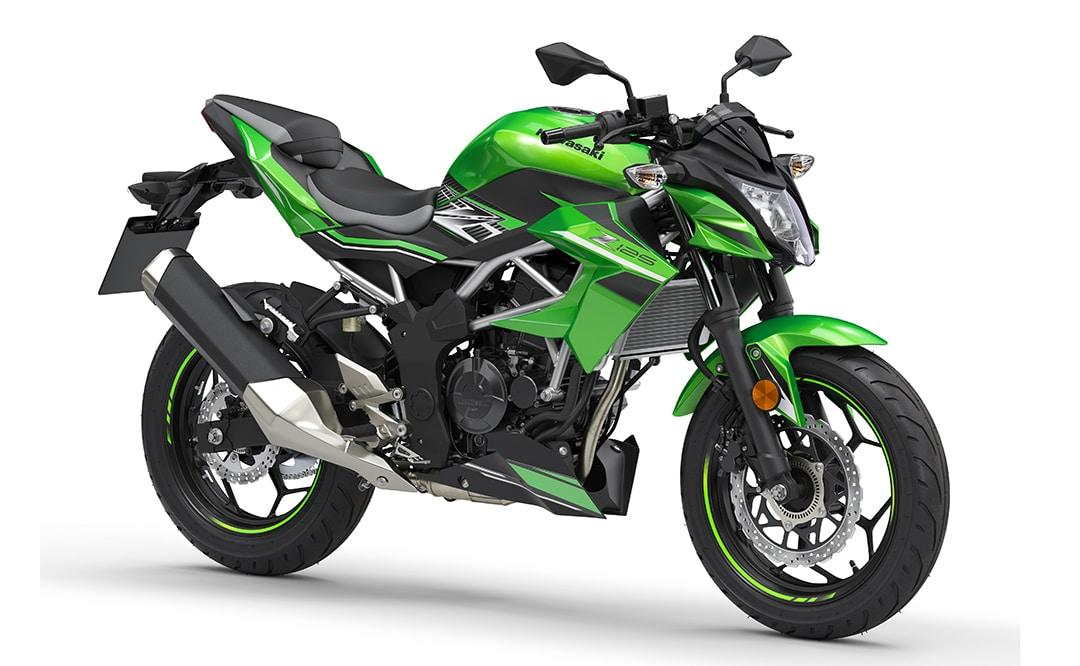 """Kawasaki Z125 2019: una naked """"Z"""" para el conductor de a pie"""