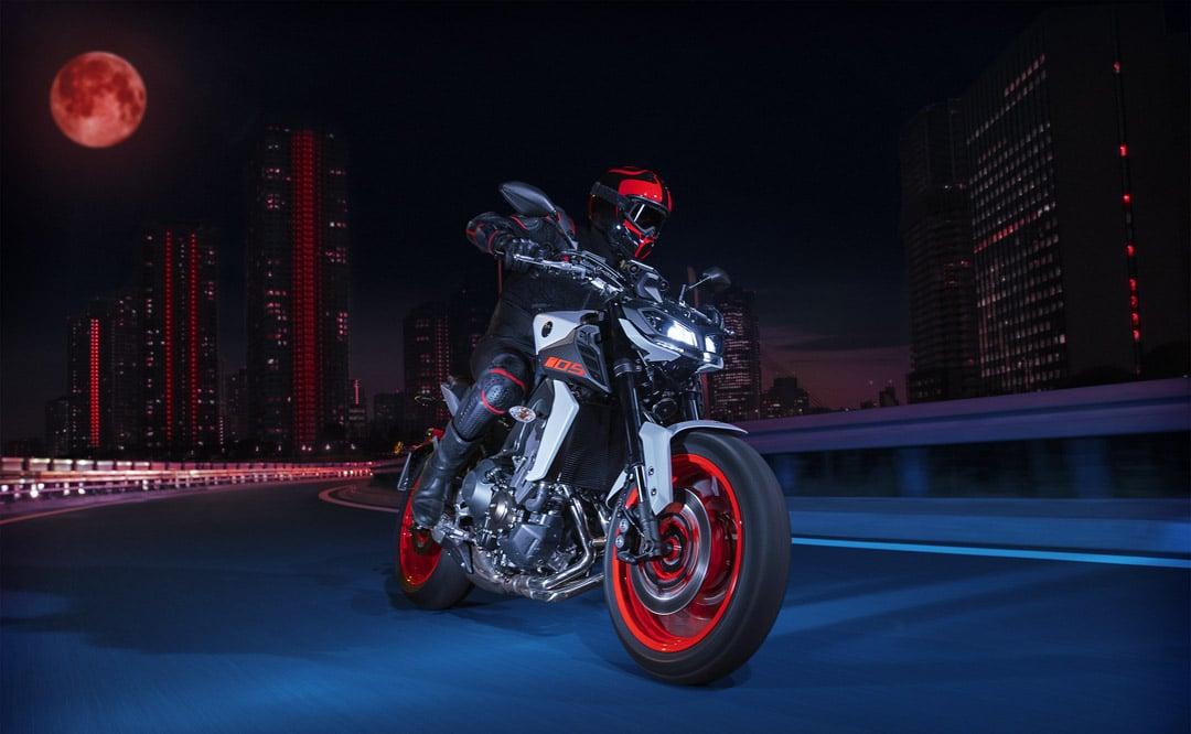 Yamaha MT-09 2019 el espíritu de siempre como nunca lo habías visto