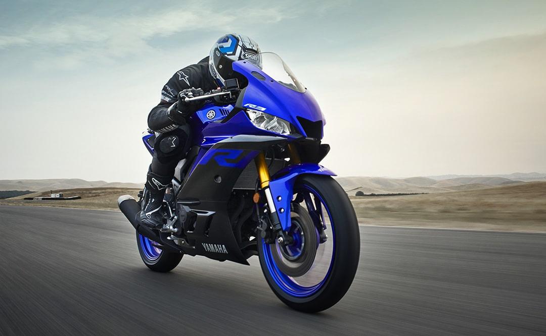 Yamaha YZF-R3 2019 02