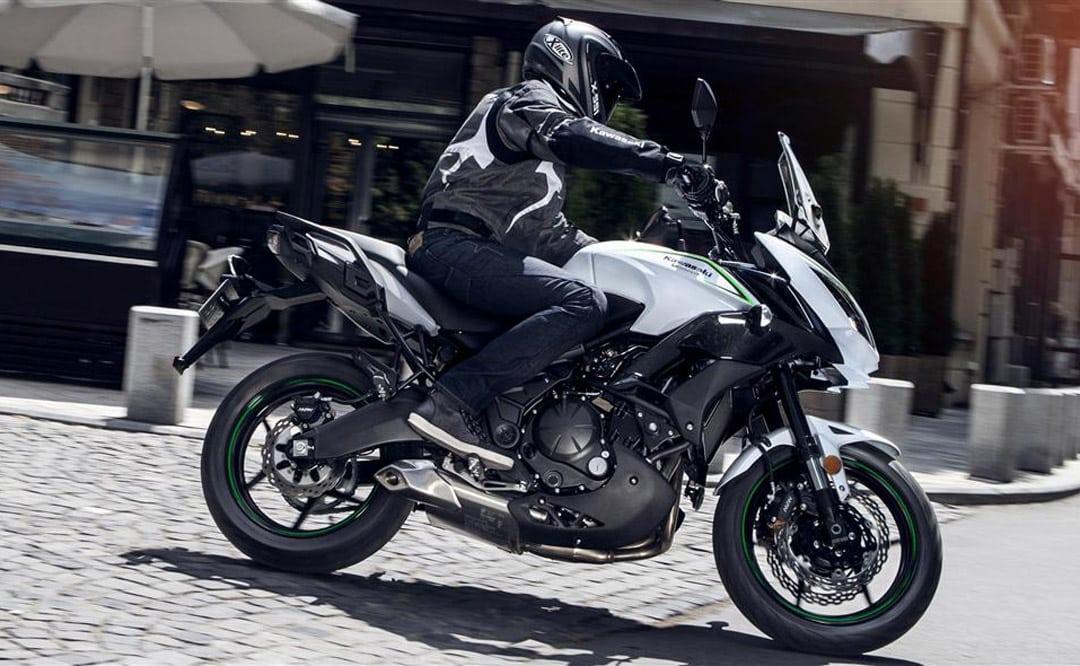 Kit Tourer para la Kawasaki Versys