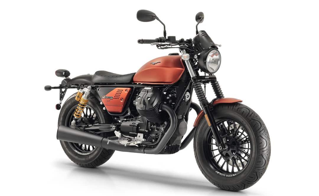 Moto Guzzi V9 Bobber Sport 2019: saca tu lado rebelde sin complejos