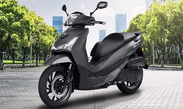 SYM HD 300: una scooter nueva en la ciudad