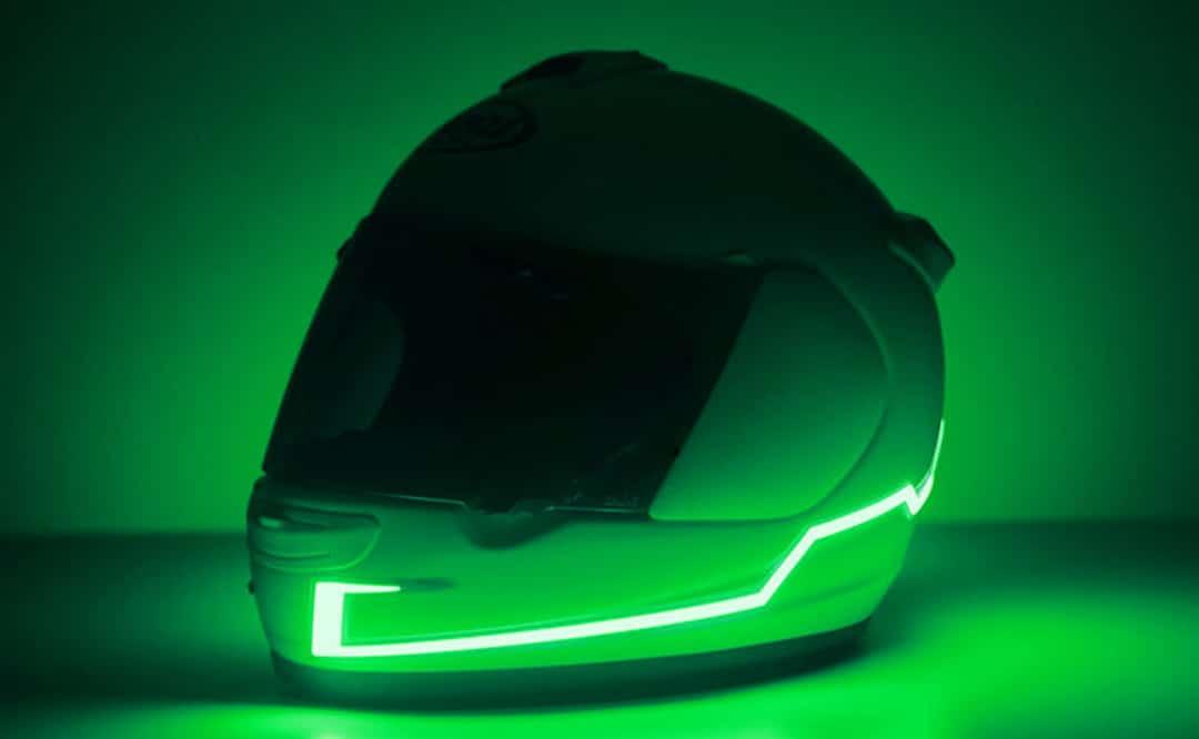 LightMode: la luz que guía el futuro de los cascos