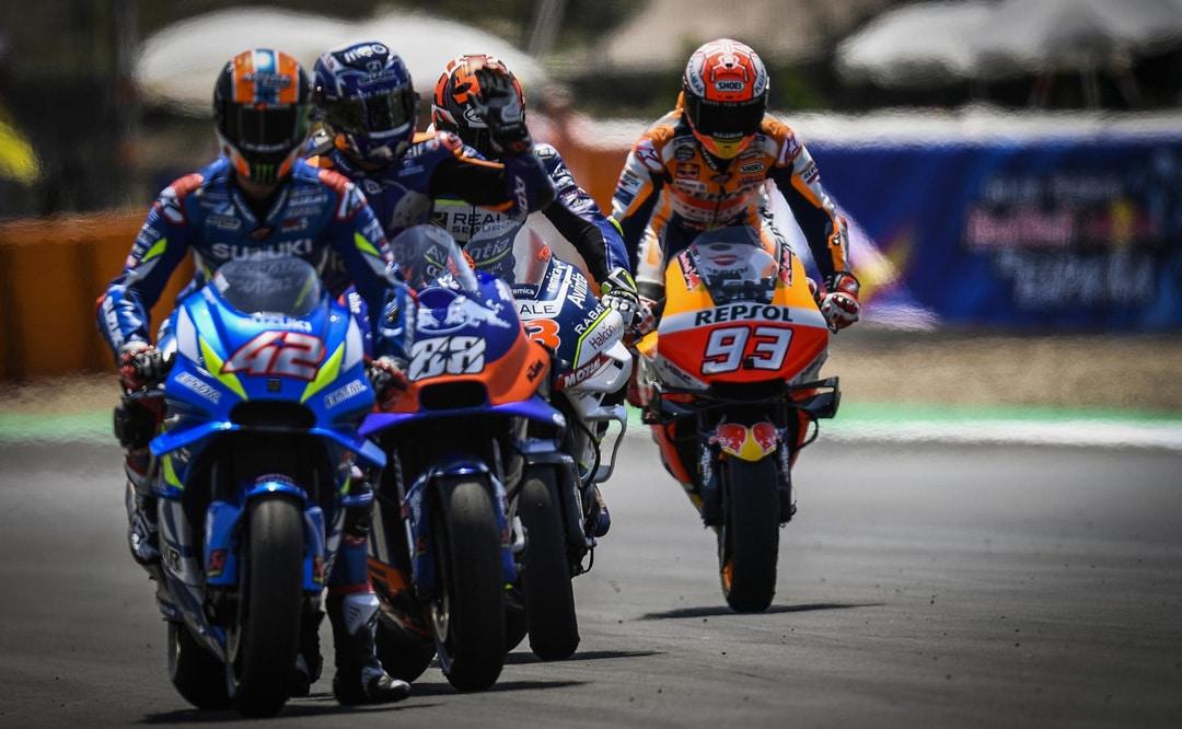 Calendario MotoGP 2020 (provisional)