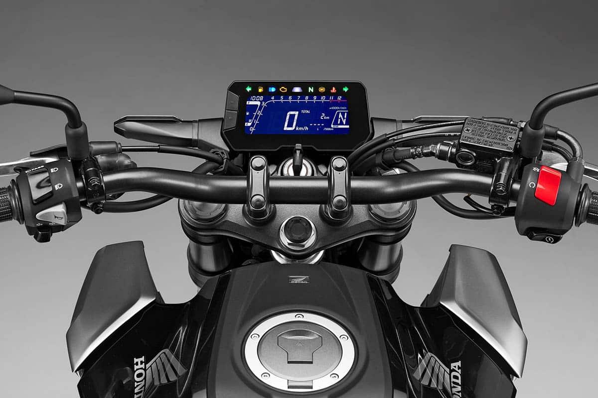 La Honda CB125R es una de las 125 más atractivas