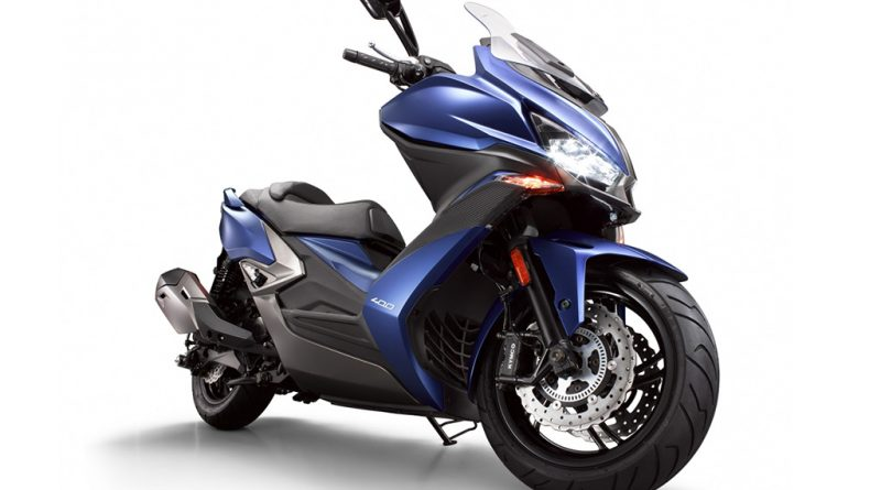 KYMCO XCITING S 400 2020