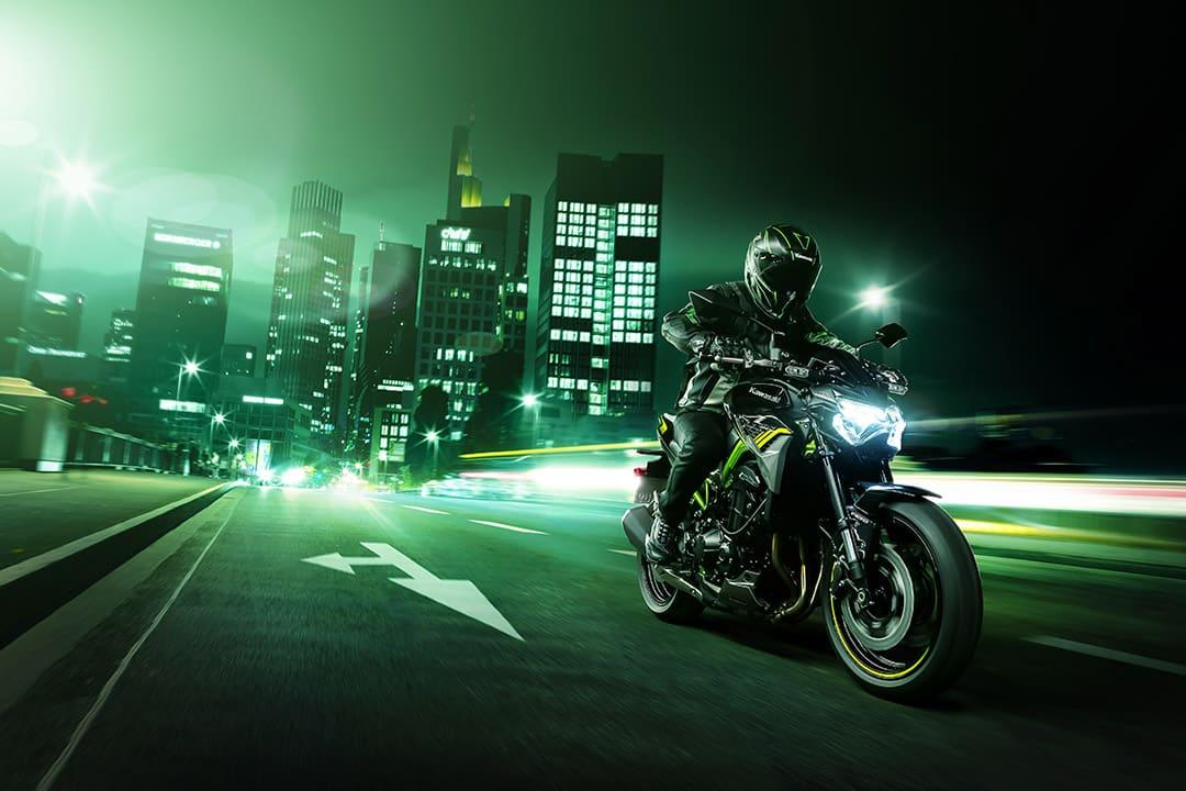 Kawasaki  Z900 2020: una de las naked más famosas vuelve a la carga