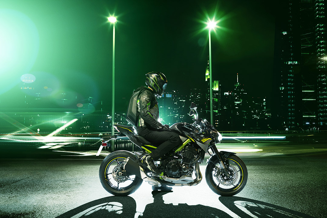 Kawasaki Z900 2020