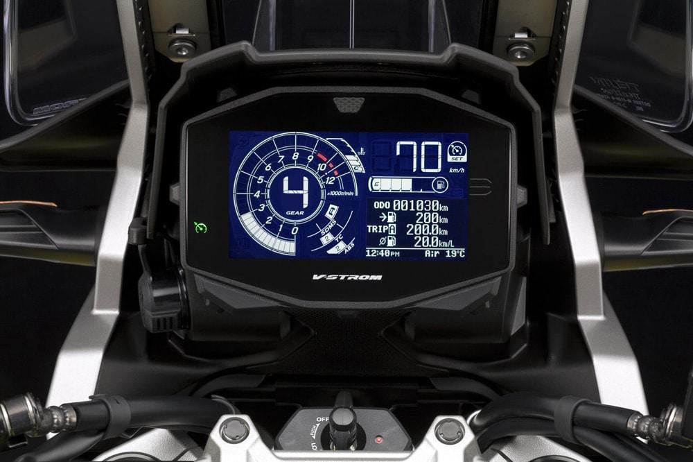 Suzuki V-Strom 1050 2020 6