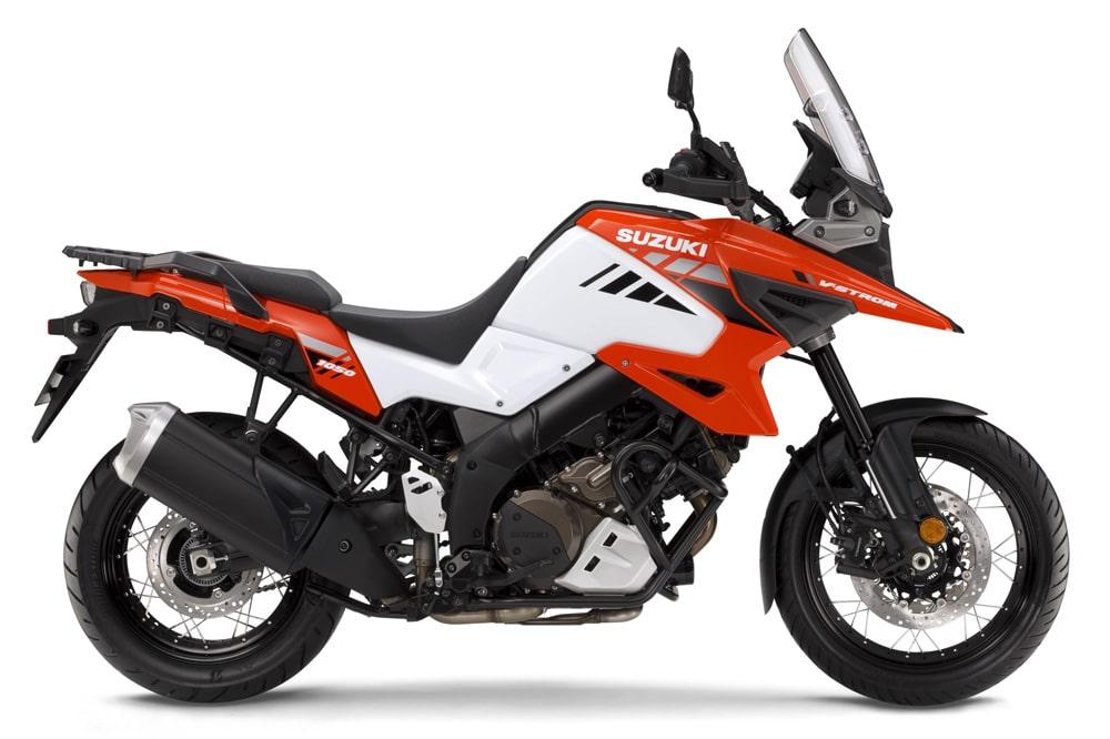 Suzuki V-Strom 1050 2020 7