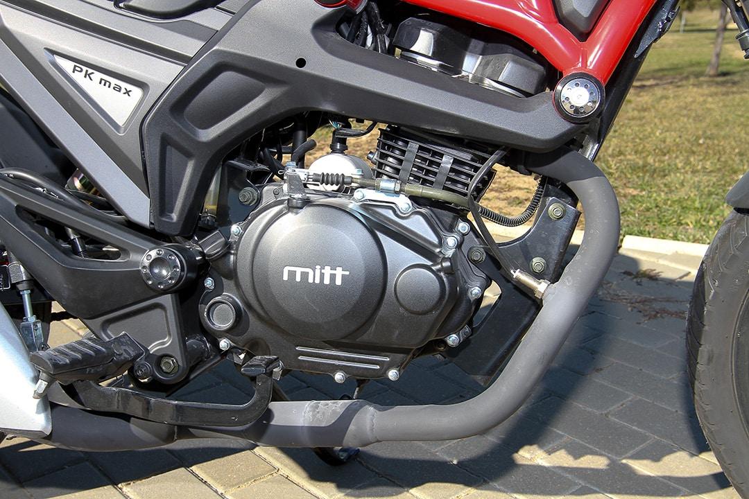 MITT PK MAX 125