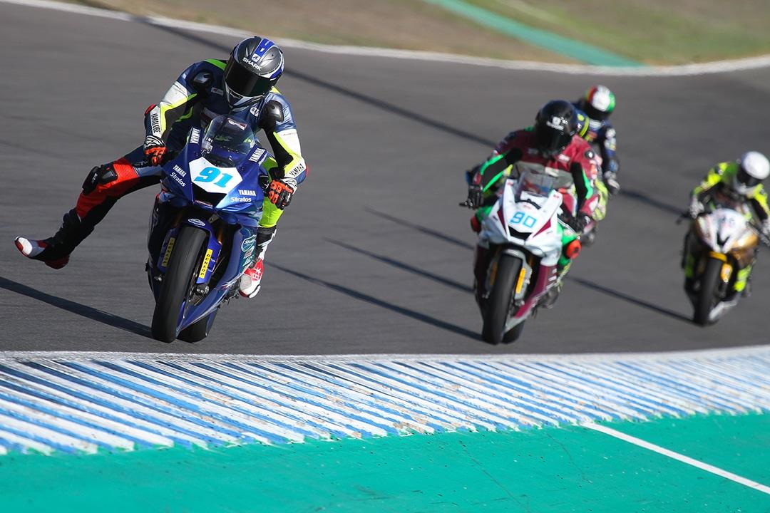 Mihail Florov y el Team Yamaha Stratos continúan juntos en 2020