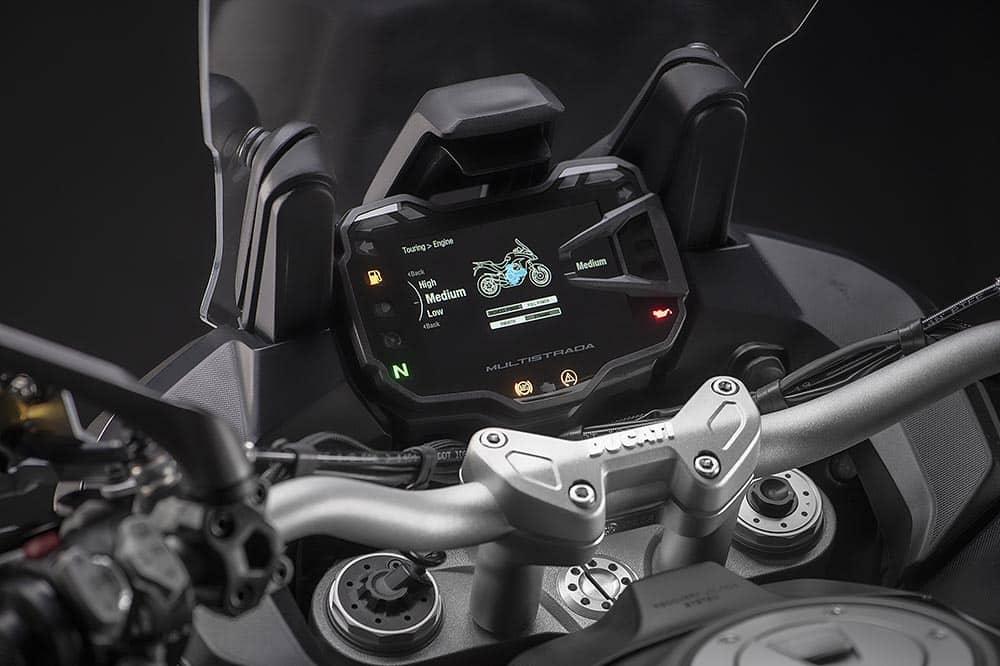 Ducati Multistrada 1260 S Grand Tour 2020