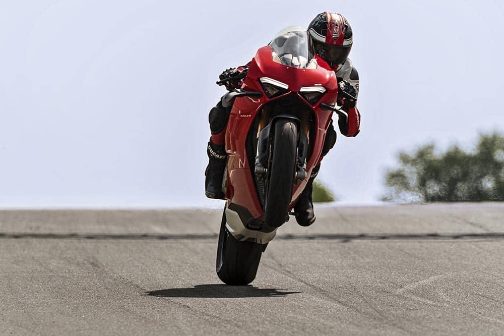 Ducati Panigale V4 2020: ficha técnica y fotos