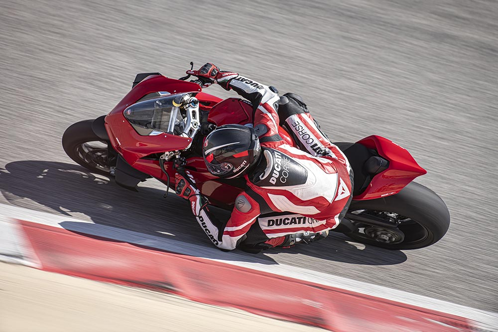 Ducati Panigale V4 S 2020
