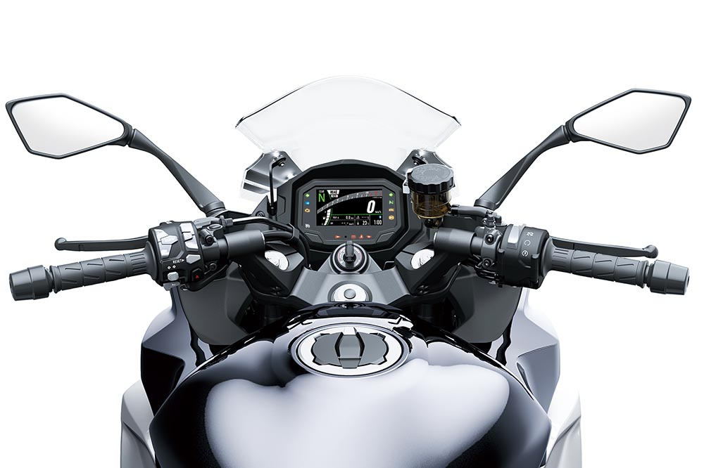 Kawasaki Ninja 1000SX 2020