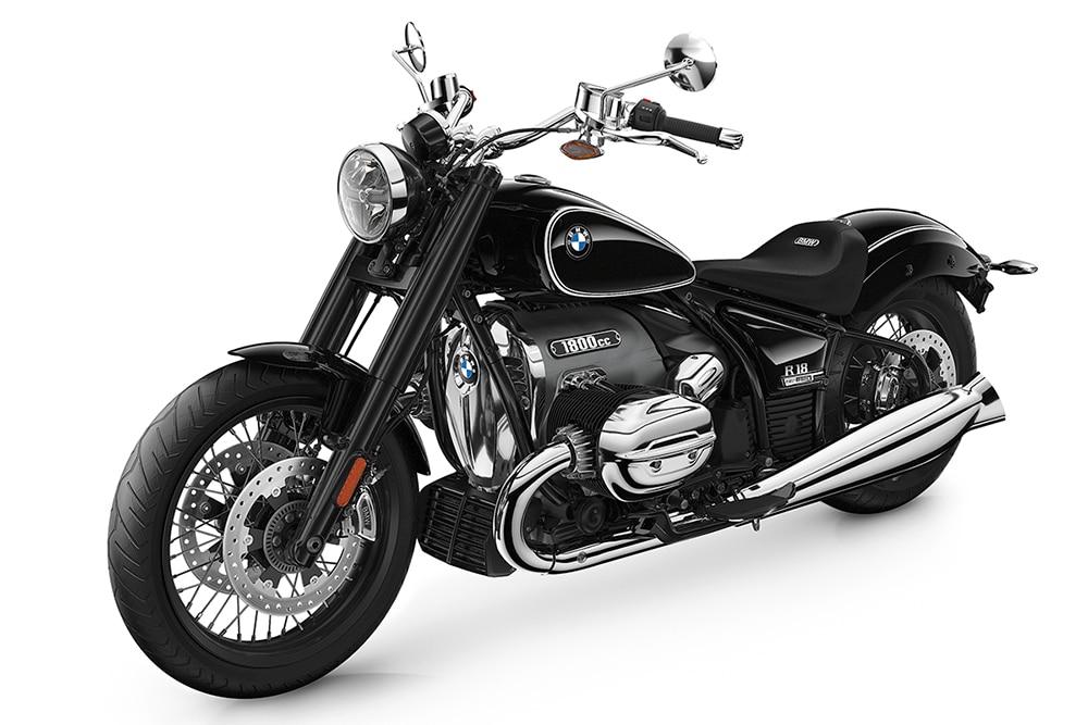 La herencia de los mitos se refleja en esta BMW R18 2020