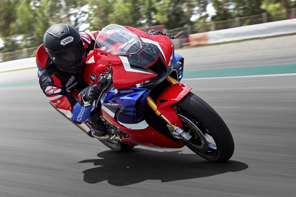Se anuncia el retraso de la nueva Honda CBR1000RR-R