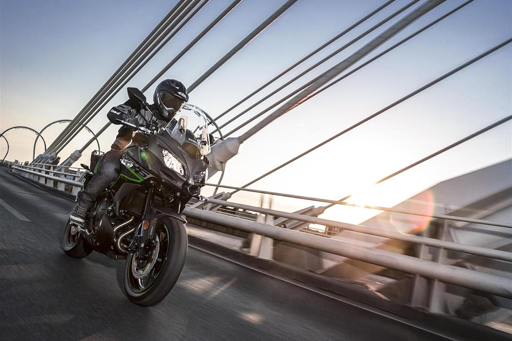 Kawasaki Versys 650 2020
