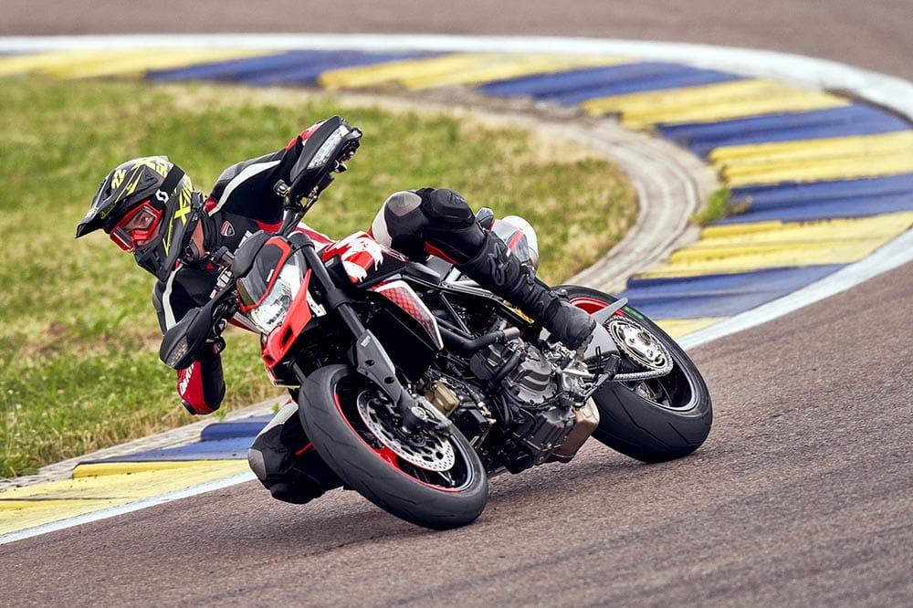 Ducati Hypermotard 950 RVE: arte sobre 2 ruedas