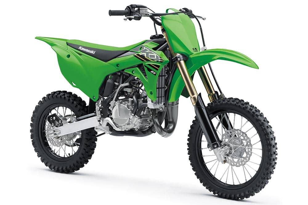 Kawasaki KX 2021