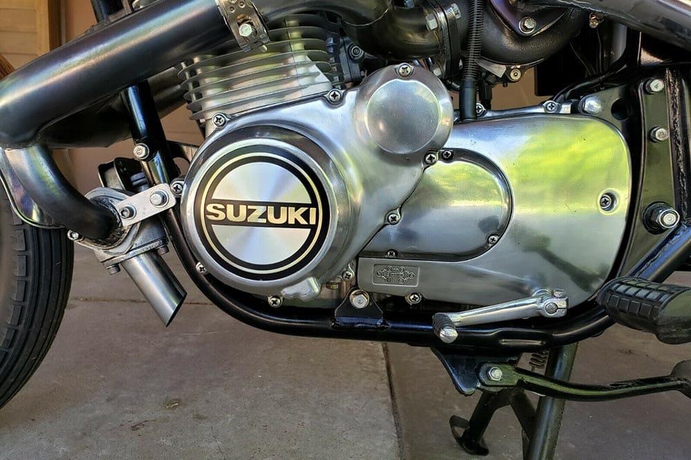 Suzuki GS 750 Turbo