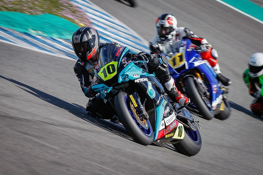Las Yamaha R1 Cup y R6 Cup vuelven a la acción