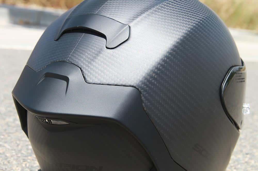 Scorpion EXO-R1 Carbon Air