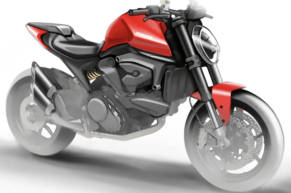 Ducati Monster 2021: adiós al chasis tubular