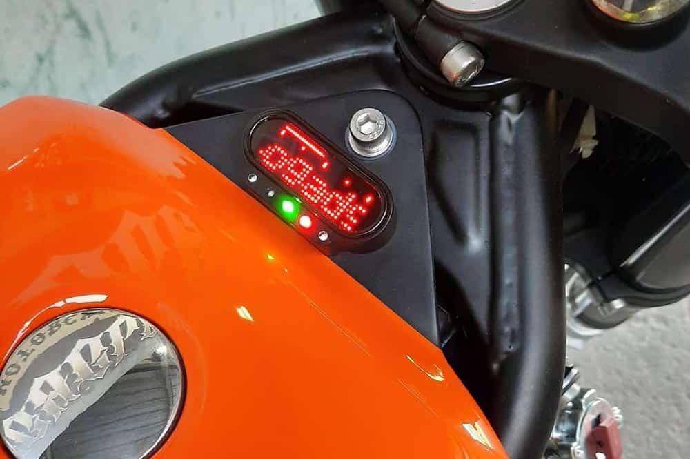 KTM Superduke 990 flat track